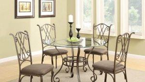 Металлические стулья: плюсы и минусы