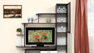 Мини-стенки под телевизор