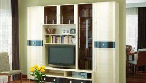 Модульные мебельные стенки
