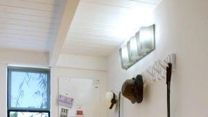 Настенные светильники для прихожей и коридора