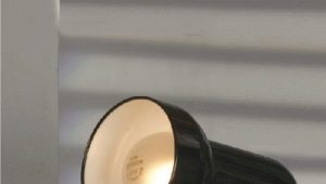 Настольные лампы с креплением