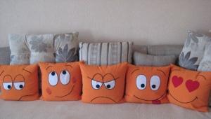 Необычные и оригинальные подушки