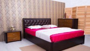 Особенности кроватей с подъемным механизмом размером 120х200 см