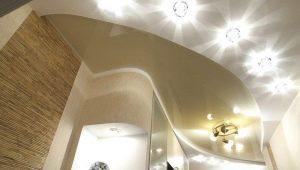 Потолочные накладные светодиодные светильники