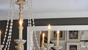 Светильники в стиле «ретро»