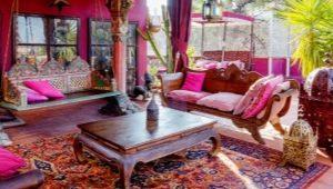 Выбираем индийские ковры
