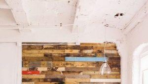 Дерево в интерьере квартиры: стильный природный дизайн