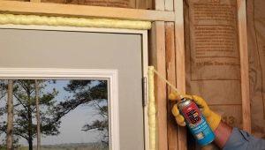 Как утеплить входную металлическую дверь?