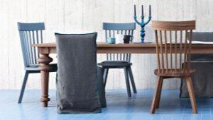 Какие выбрать деревянные стулья?