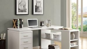 Какой поставить компьютерный стол в комнату?
