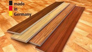 Обзор немецких производителей ламината