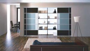 Особенности шкафов со стеклом
