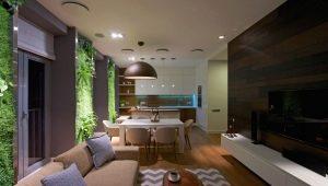 Популярные стили в дизайне квартиры-студии