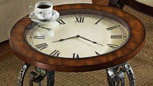 Правила выбора кофейного круглого столика