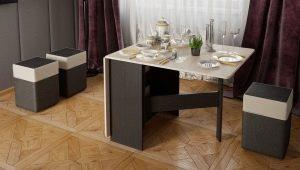 Раздвижной стол  – оптимальный вариант для дома и дачи