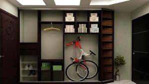 Узкая мебель в прихожую - решение для малогабаритных квартир