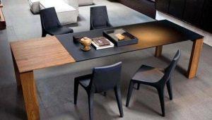 Выбираем стол-трансформер для гостиной
