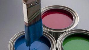 Алкидная краска: особенности выбора
