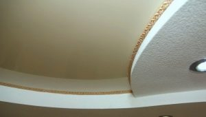 Декоративные шнуры для натяжных потолков: преимущества использования