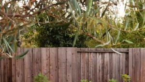 Деревянный забор: красивые идеи оформления ограждения