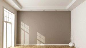 Как правильно выровнять стены под обои?