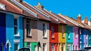 Как выбрать фасадную краску для наружных работ?