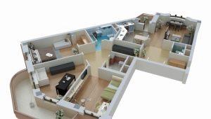 Особенности планировки квартир различной площади