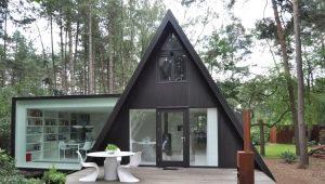 Планировка и оформление дома в различных стилях