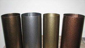 Порошковая краска по металлу: характеристики и свойства