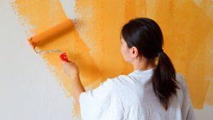 Расход водоэмульсионной краски на 1 м2