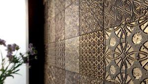 Рельефная плитка: особенности выбора