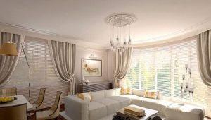 Секреты оформления гостиной в светлых тонах