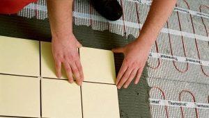 Теплый пол под плитку: особенности выбора и эксплуатации