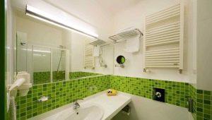Зеленая плитка: энергия природы в вашем доме