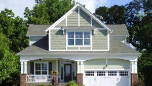 Дом с гаражом: красивый и функциональный дизайн