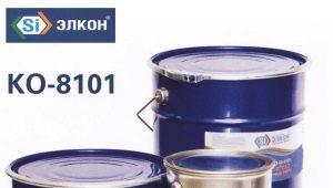 Эмаль КО-811: технические характеристики и расход