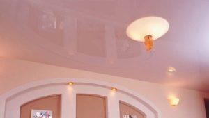 Натяжные потолки Descor в интерьере