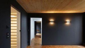 Отделка стен гипсокартоном в деревянном доме: осуществление монтажных работ