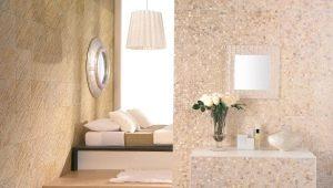 Перламутровая мозаика: идеи декора