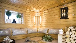 Планировки бань с комнатой отдыха: что учесть?