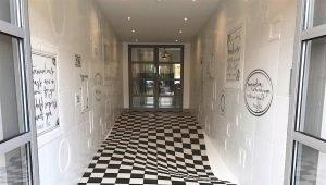 Плитка для коридора: особенности выбора и  укладки