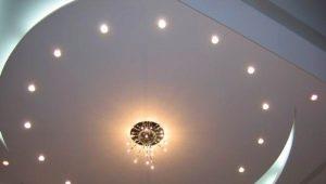 Потолки в «хрущевках»: как устранить недостатки стандартной высоты?