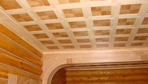 Потолок из фанеры: плюсы и минусы