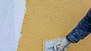 Штукатурка фасада: особенности выбора и тонкости работы