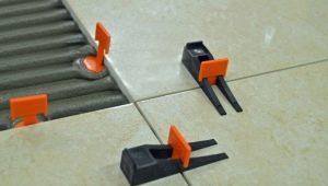 Система выравнивания плитки: тонкости процесса