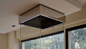 Современные стеклянные камины в интерьере жилища
