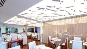 Светящийся потолок: красивые варианты оформления интерьера