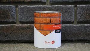 Термостойкая эмаль Elcon: особенности применения