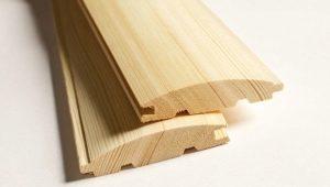 Блок-хаус из лиственницы: отличительные черты и стандарты