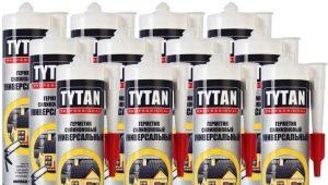 Герметики Tytan Professional: виды, характеристики